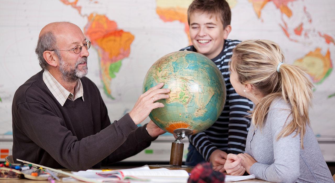 Diplomado en Didáctica de la Geografía en Educación Primaria