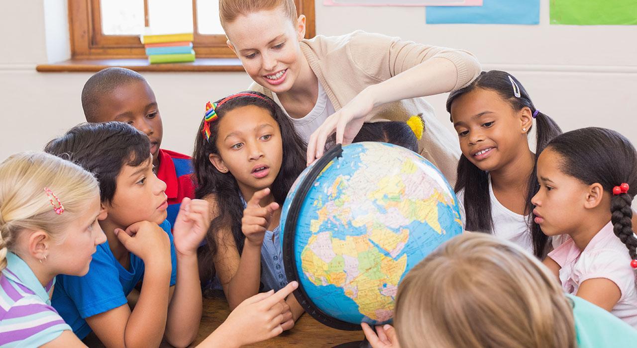 Posgrado en Didáctica de la Geografía en Educación Primaria