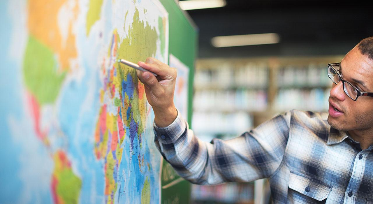 Posgrado en Enseñanza de Valores Sociales a través de la Geografía y la Historia