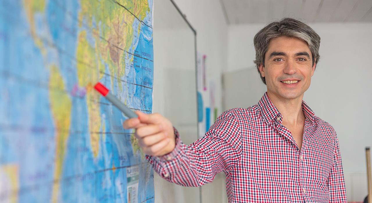 Postgrado en Innovación Docente Didáctica de la Historia y la Geografía en Secundaria y Bachillerato