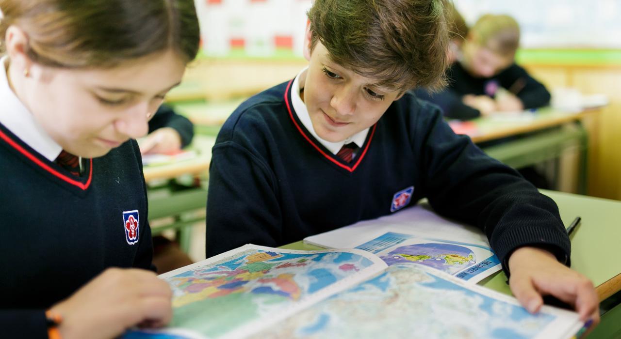 Postgrado en Valores y Actividades Extraescolares en Geografía e Historia en Educación Primaria