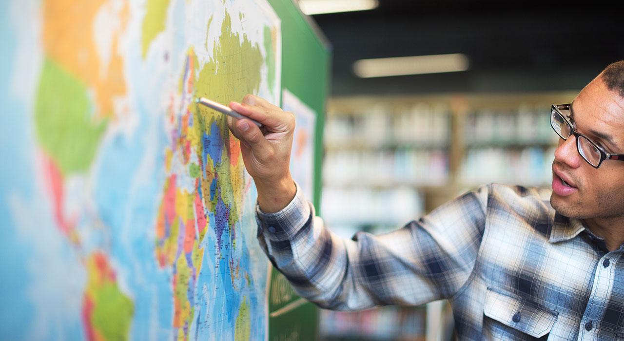 Posgrado en Proyecto Docente y Unidades Didácticas en Geografía e Historia en Educación Primaria