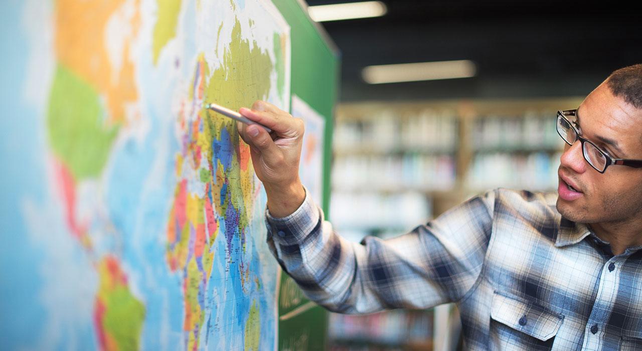 Diplomado en Rol del Docente en Geografía e Historia en Educación Primaria