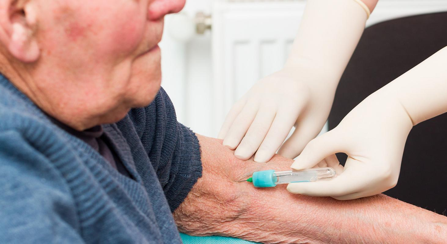 Cuidados de Enfermería en el Paciente con Alteraciones Hematológicas, Trombosis Venosa Profunda y Trombosis Pulmonar