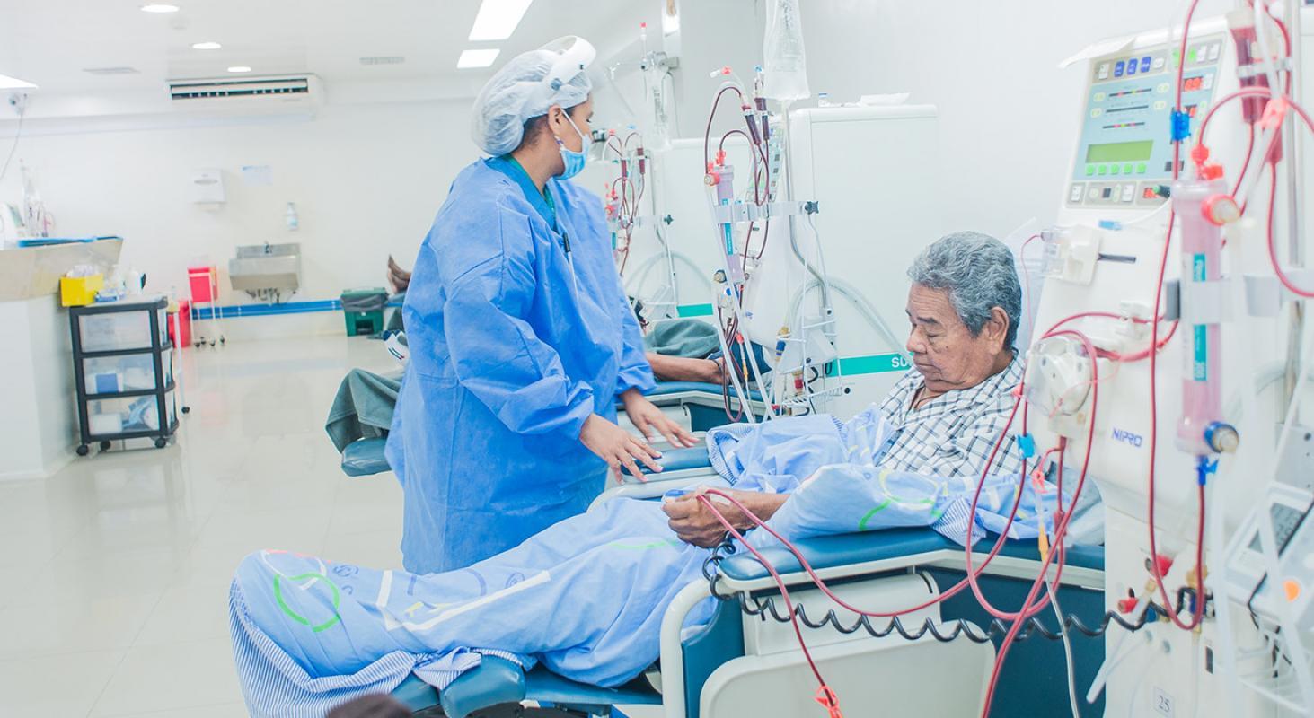 Manejo y Cuidados del Paciente con Insuficiencia Cardiaca y del Paciente con Insuficiencia Renal