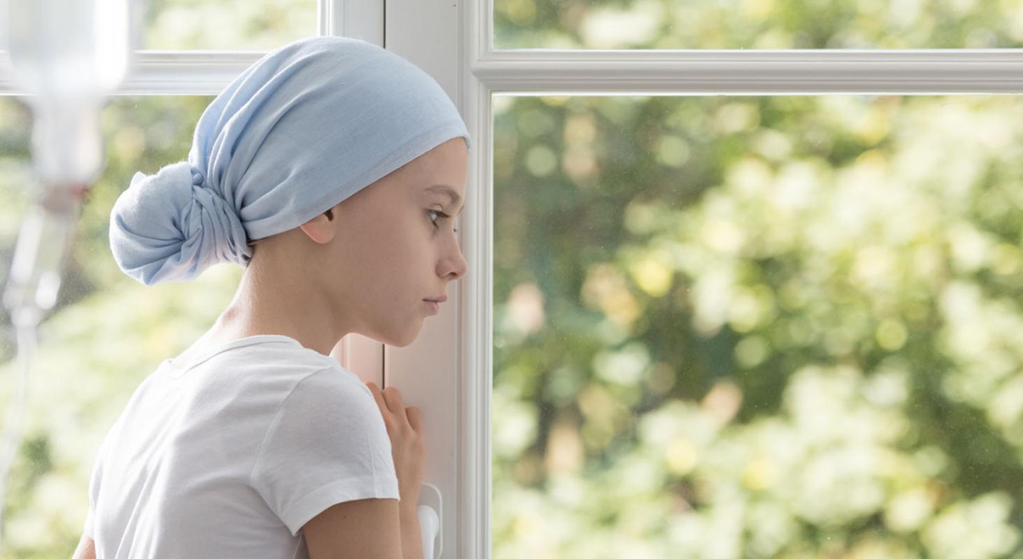 Enfermería Oncología Pediátrica