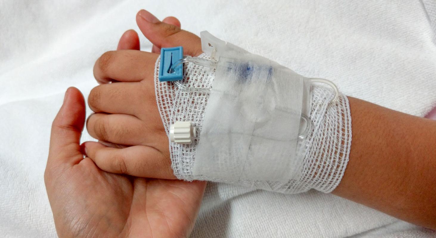 Enfermería y Cuidados del Niño y el Adolescente con Cáncer, que no Responde al Tratamiento