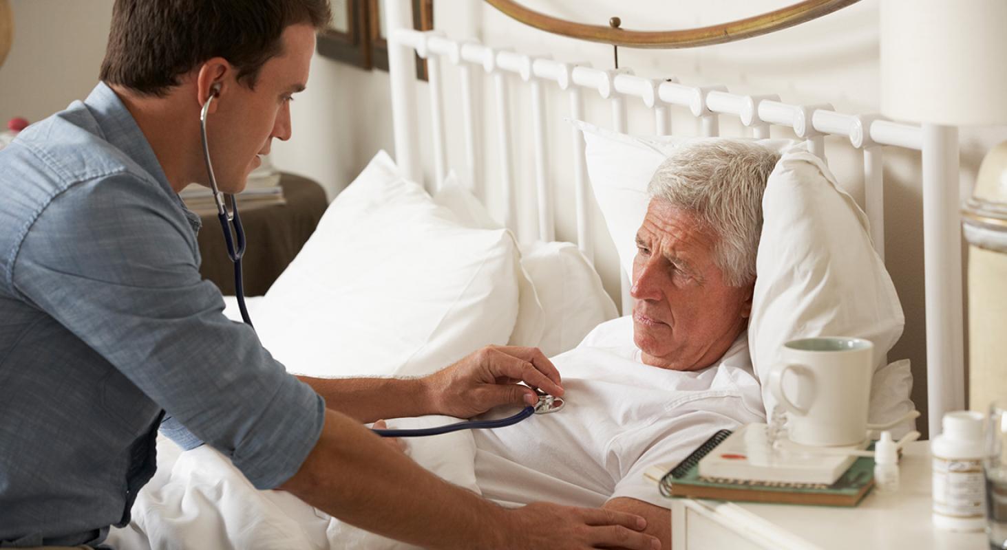 Manejo Clínico del Paciente en Cuidados Paliativos para Enfermería
