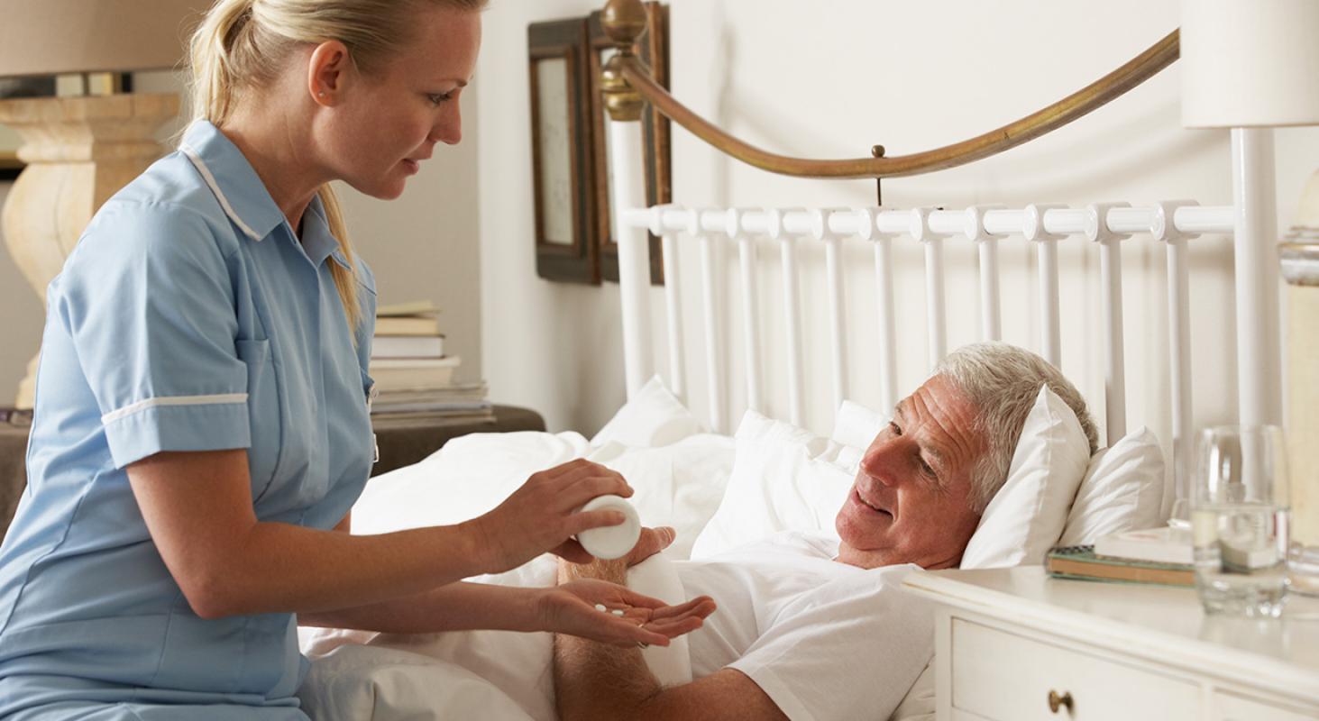 Cuidados de Enfermería  en el Paciente Paliativo