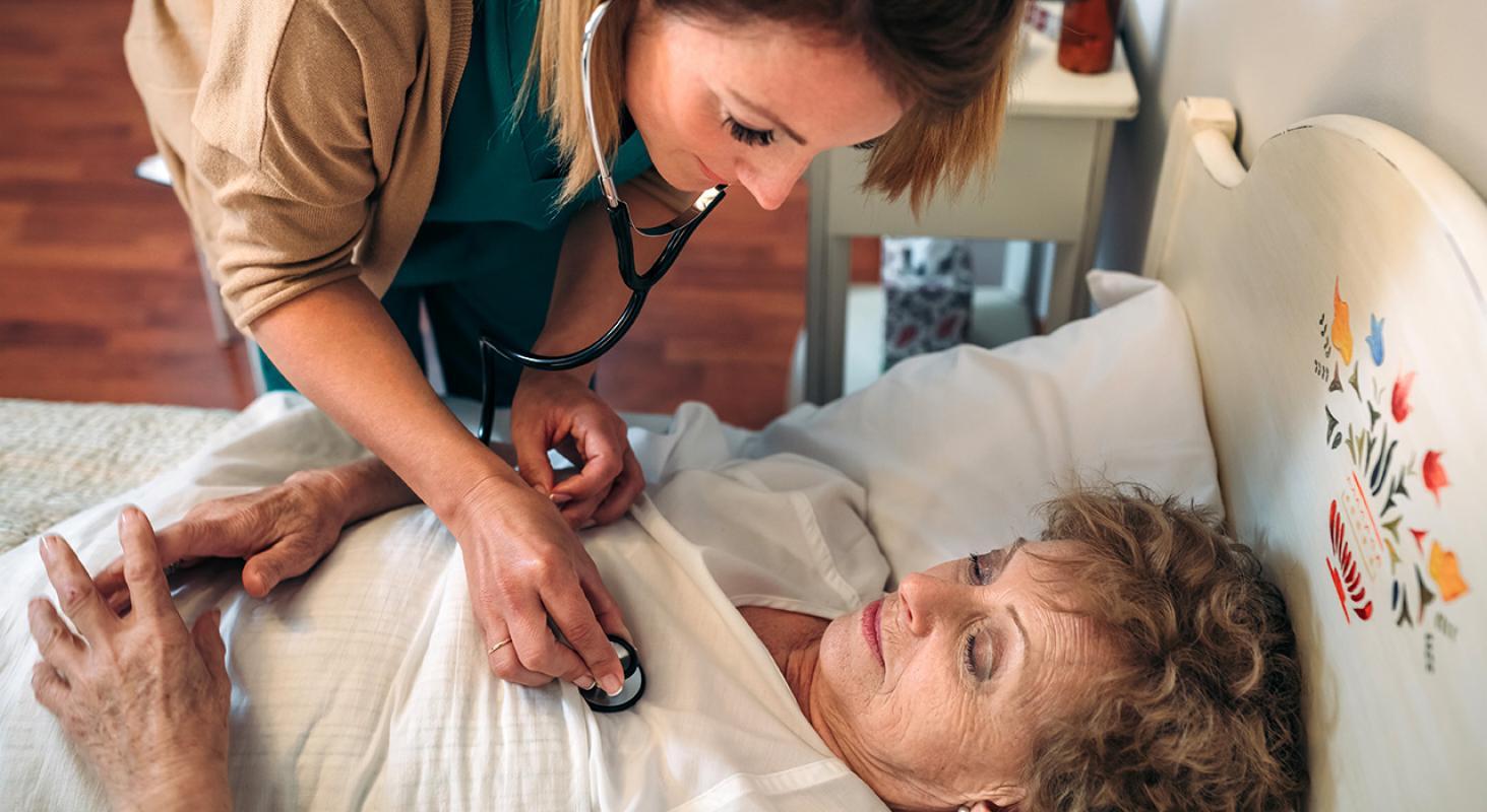 Manejo de la Sintomatología en el Paciente en los Cuidados Paliativos para Enfermería