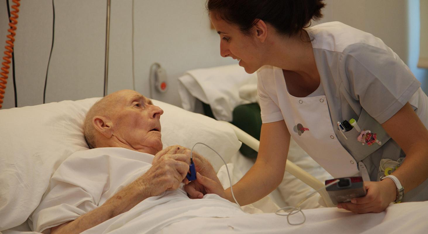Enfermería en el Servicio de Medicina Interna