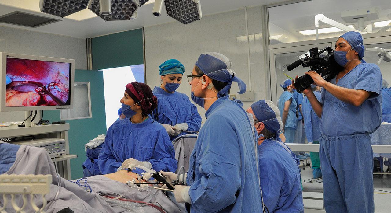 Programa en Cirugía Urológica para Enfermería