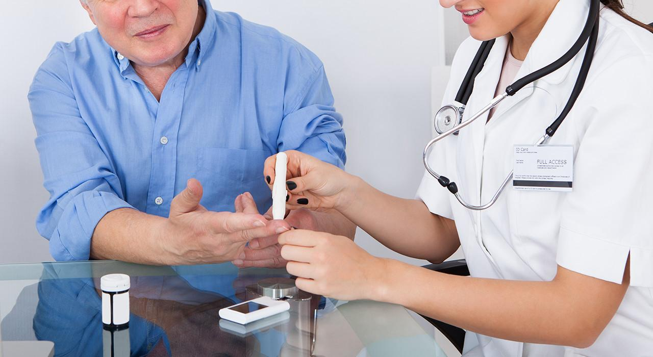 Diplomado en Cuidados de Enfermería en el Paciente Diabético