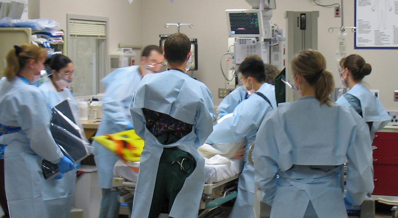 Formación en Urgencias Digestivas, Nefrourológicas y del Sistema Endocrino en el Medio Extrahospitalario para Enfermería