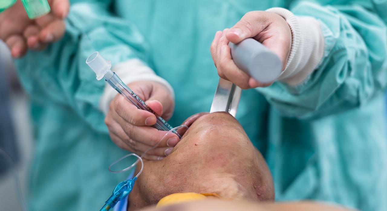Diplomado en Técnicas de Enfermería en Emergencias