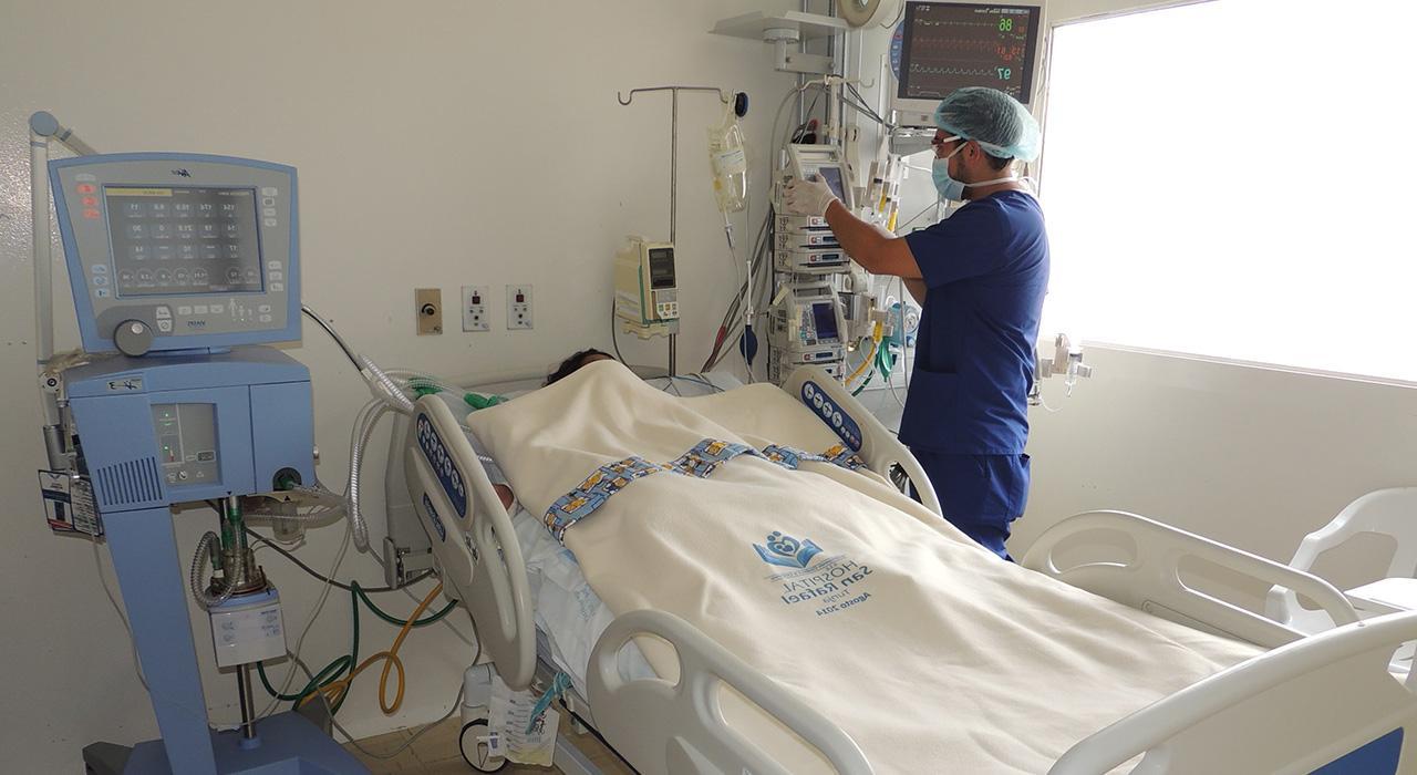 Especialización en Enfermería en el Servicio de Medicina Interna