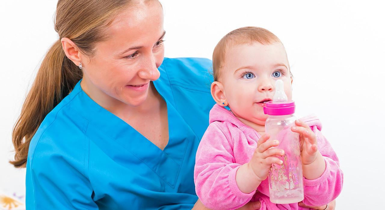 Formación en Nutrición Pediátrica para Enfermería
