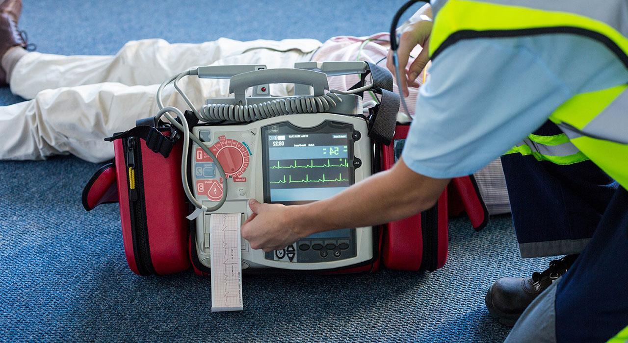 Especialización en Soporte Vital Avanzado para Enfermería
