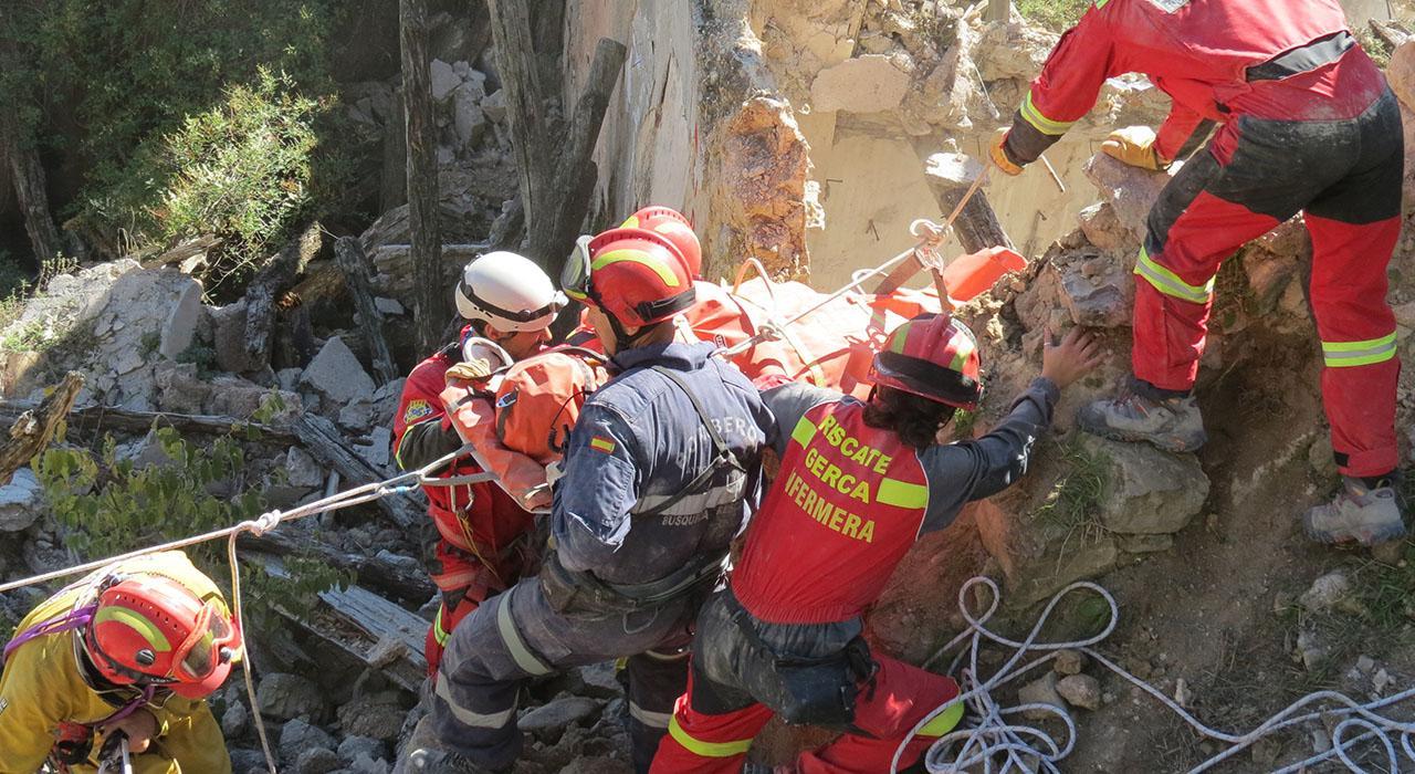 Especialización en Gestión de Catástrofes para Enfermería