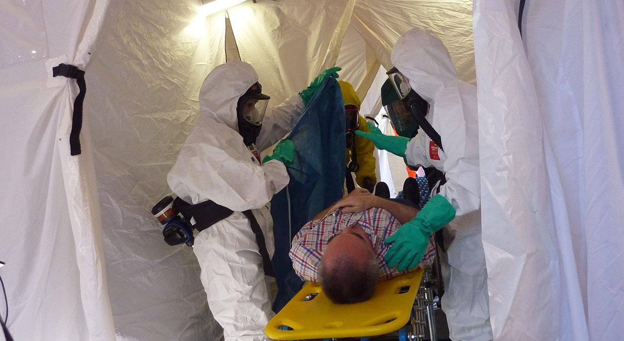 Posgrado en Gestión de Catástrofes para Enfermería