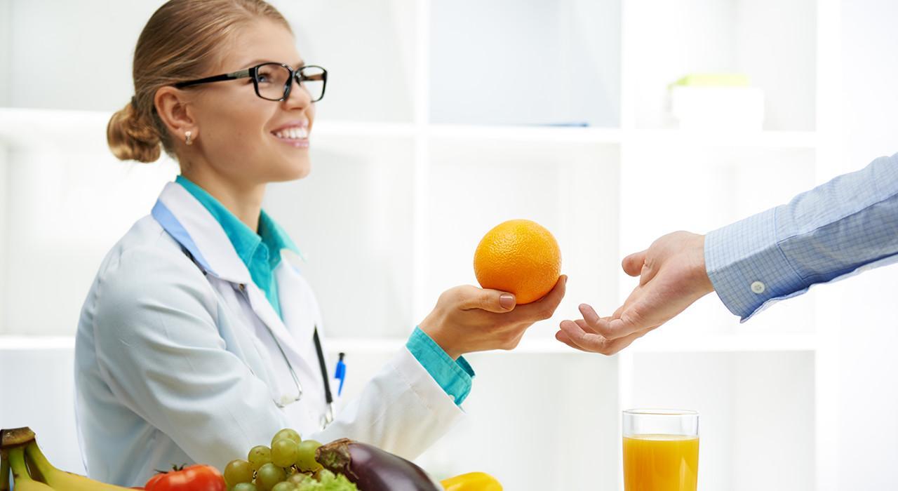 Magister en Nutrición clínica en enfermería