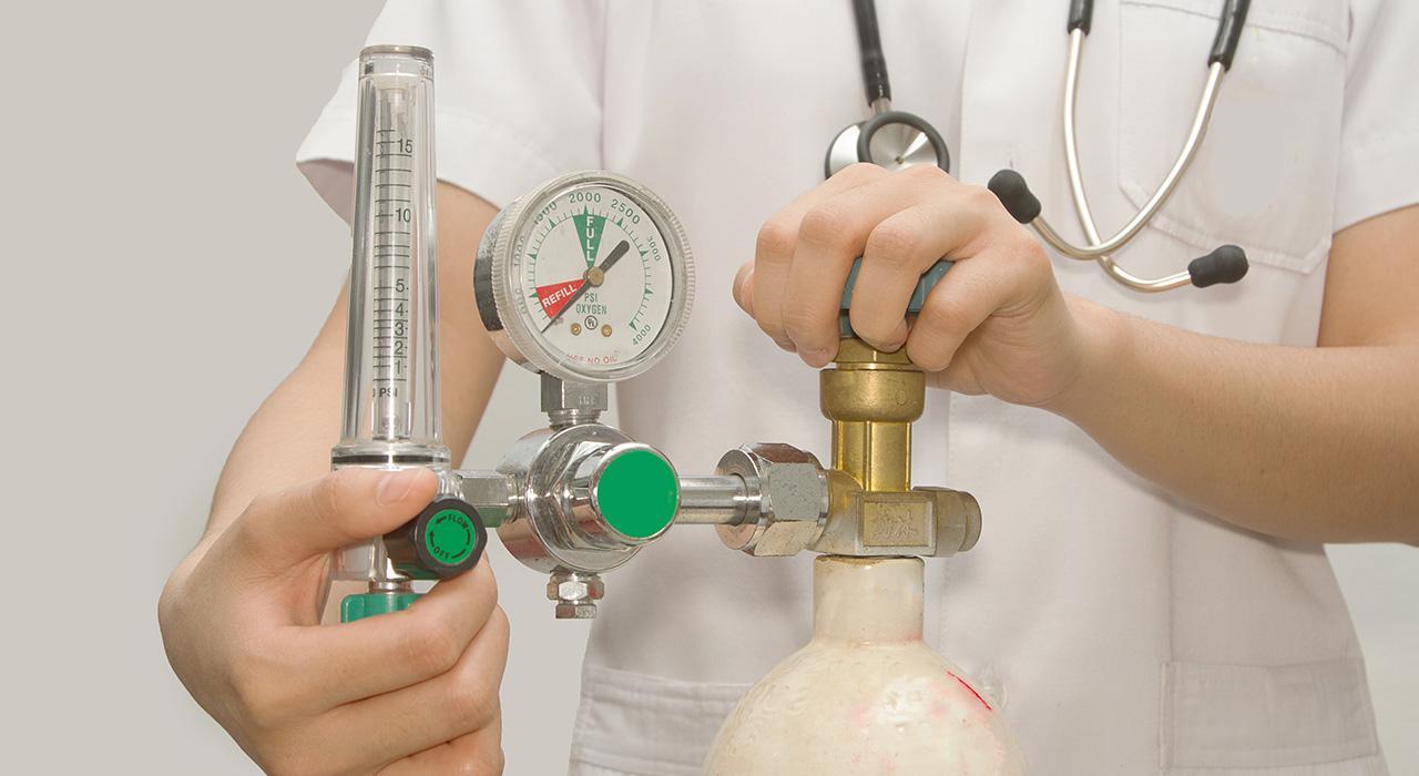 Posgrado en Oxigenoterapia para Enfermería
