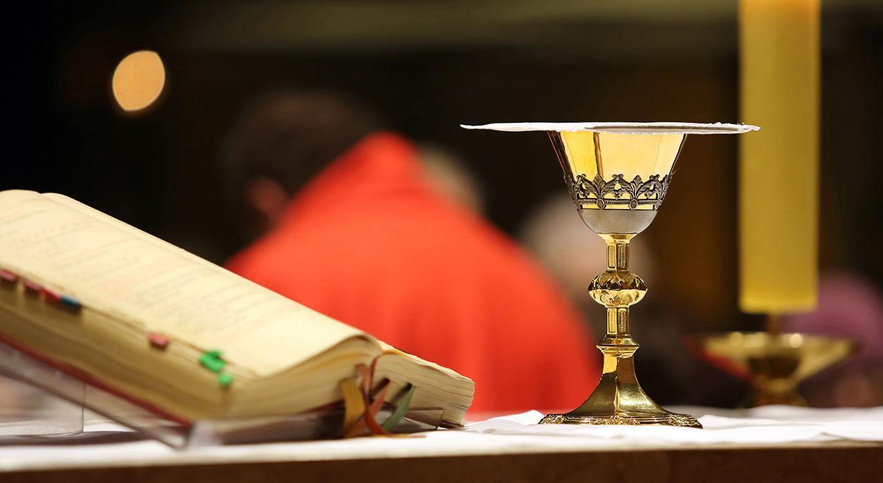 Formación en Liturgia Sacramental