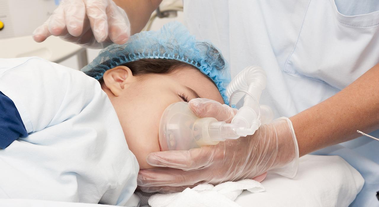 Resultado de imagen para imagenes anestesia infantil