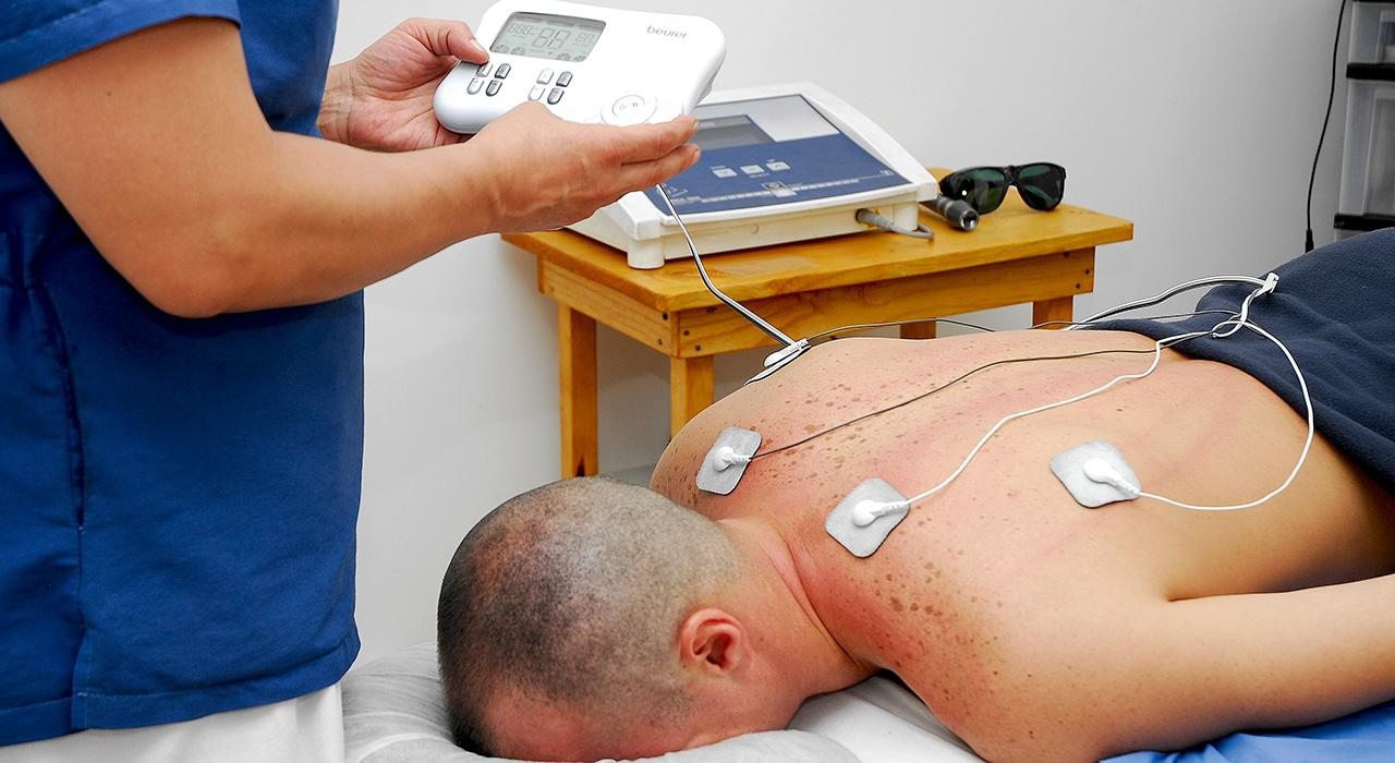Diplomado en Electroterapia y Analgesia