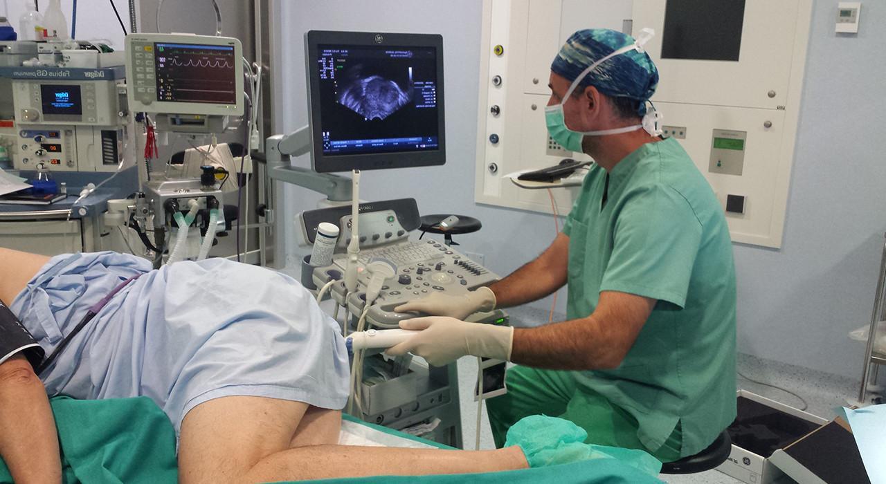 artículo sobre el tratamiento del cáncer de próstata