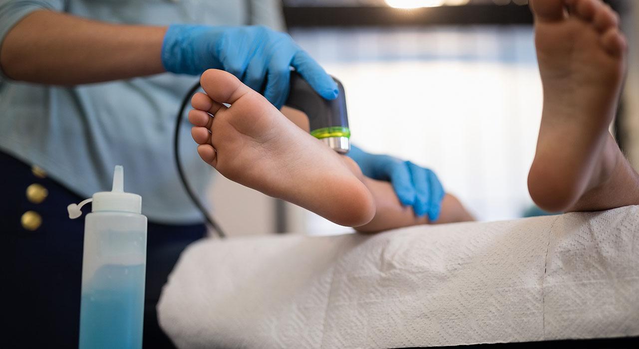 Especialización en Ecografía Musculoesquelética de Pie y Tobillo para el Médico Rehabilitador