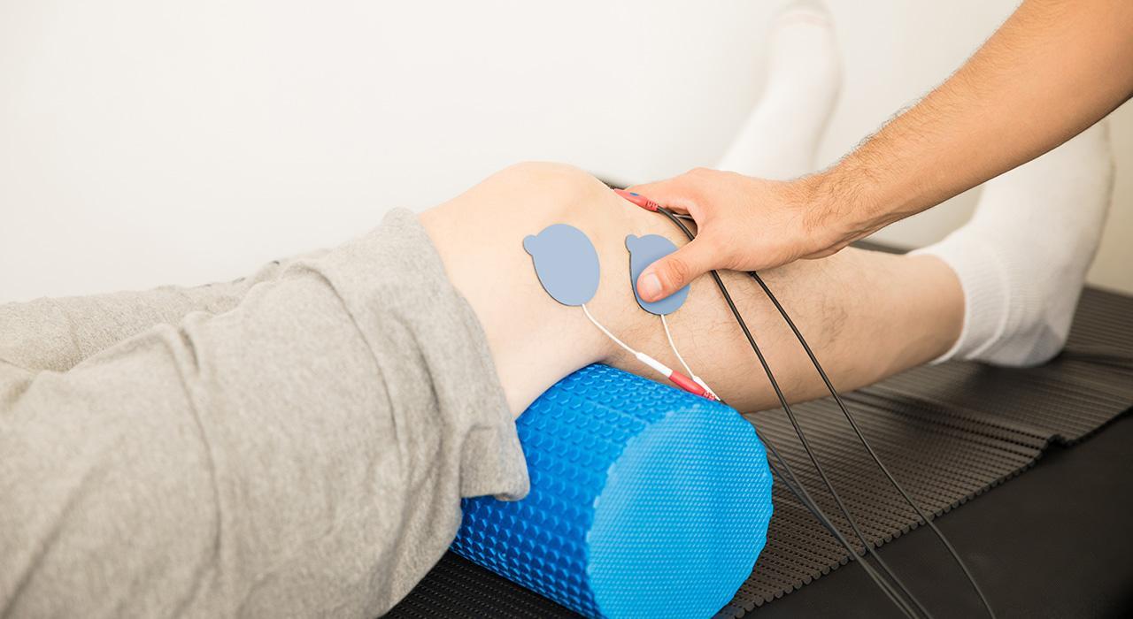 Maestría en Electroterapia en Fisioterapia