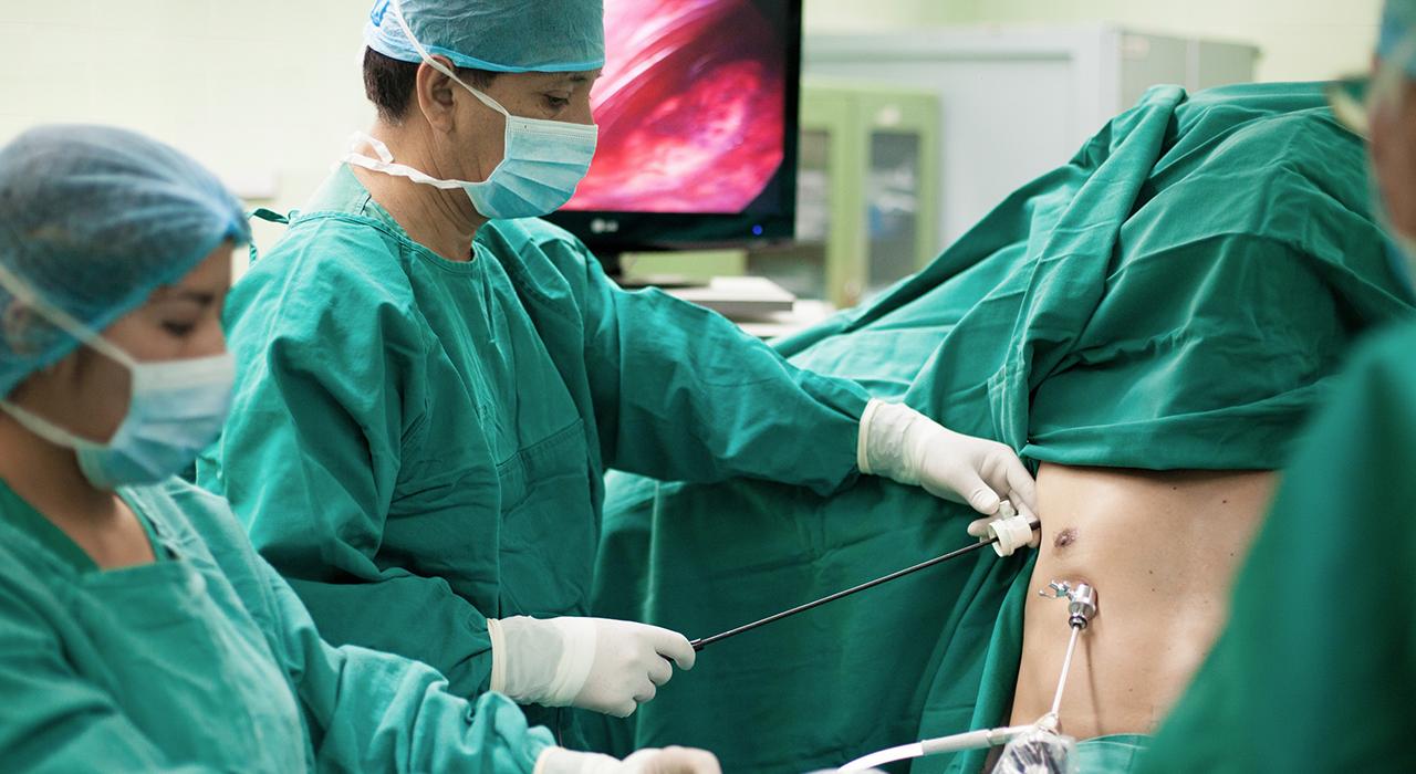 Especialización en Carcinoma Pulmonar, Tumores de la Pleura, Mediastino y Pared Torácica
