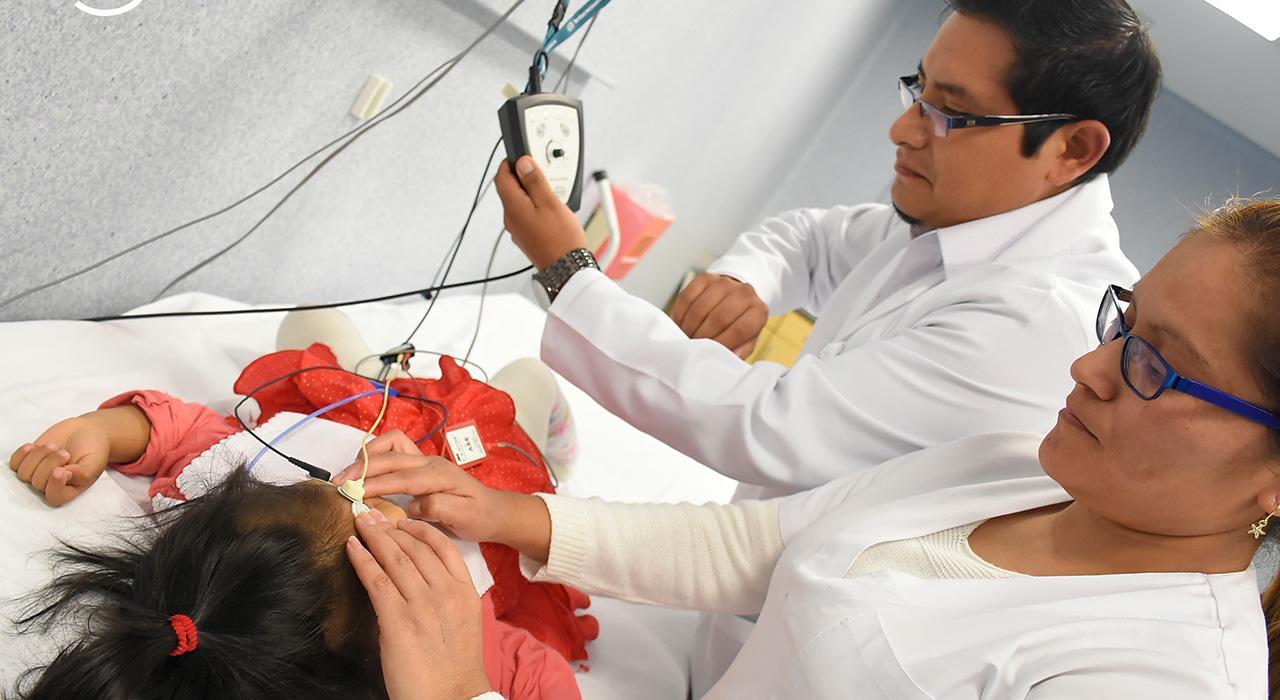 Especialización en Enfermedades Infecciosas del Sistema Nervioso y Emergencias Neurológicas en Pediatría