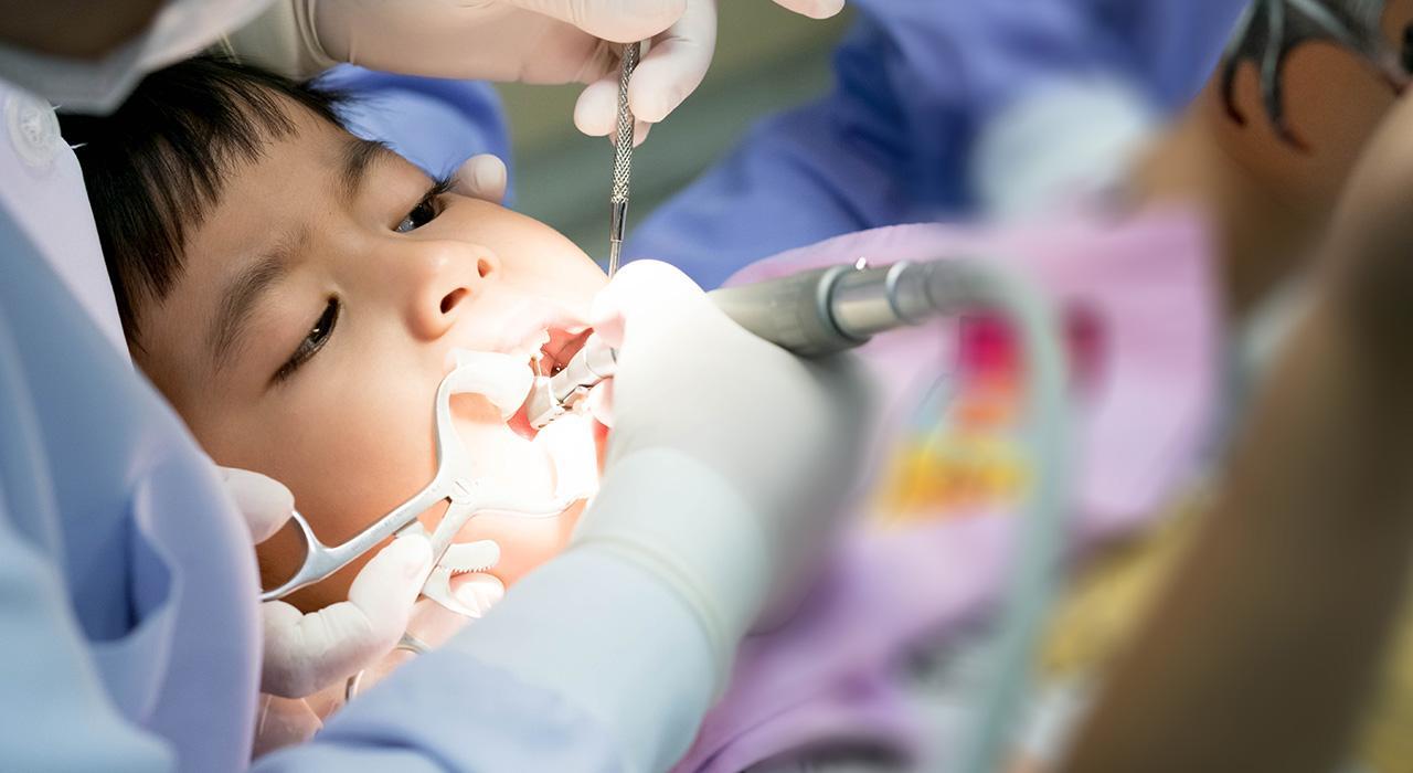 Formación en Odontología Pediátrica Actual