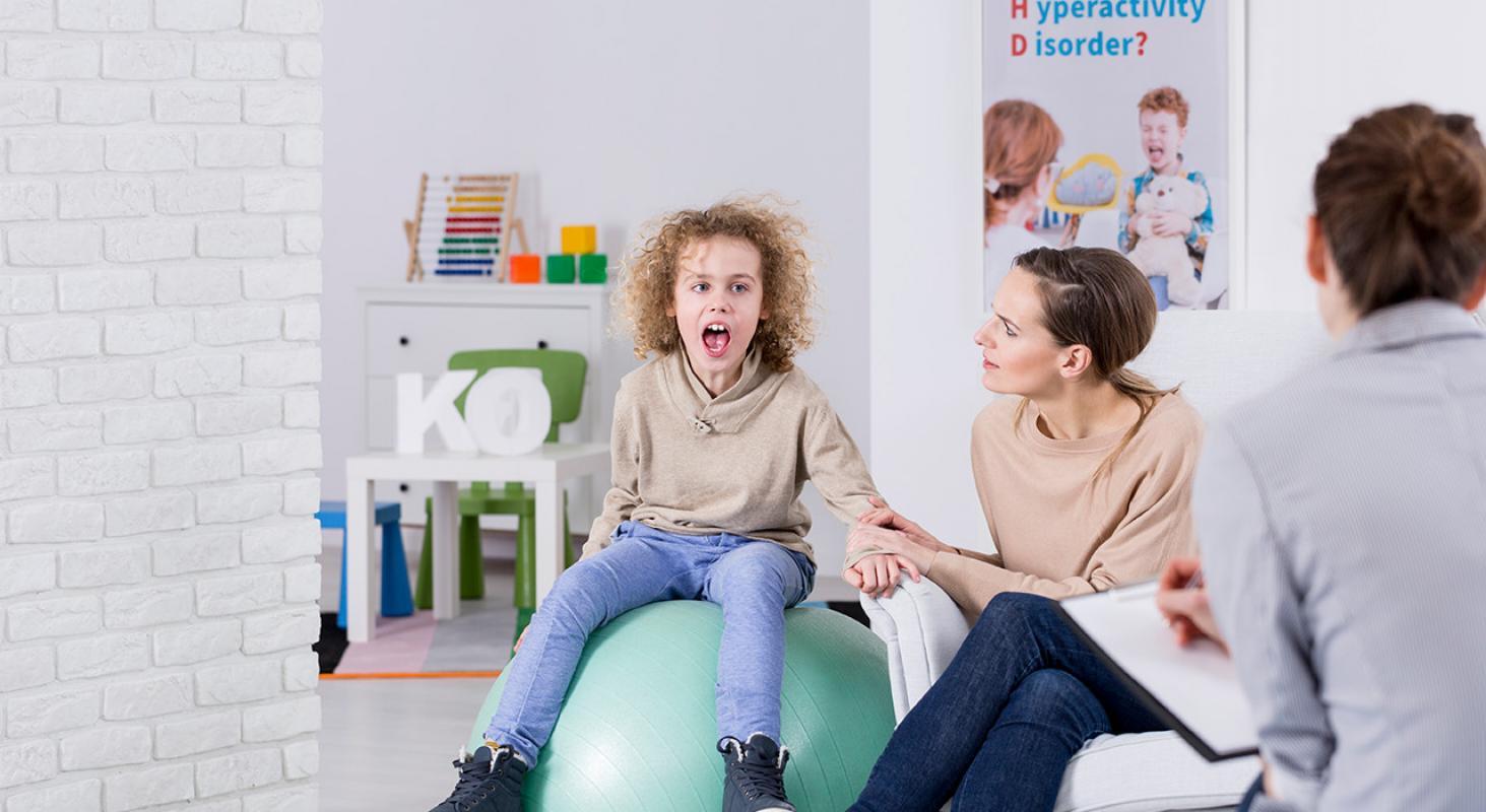 La Psicopatología Infantojuvenil
