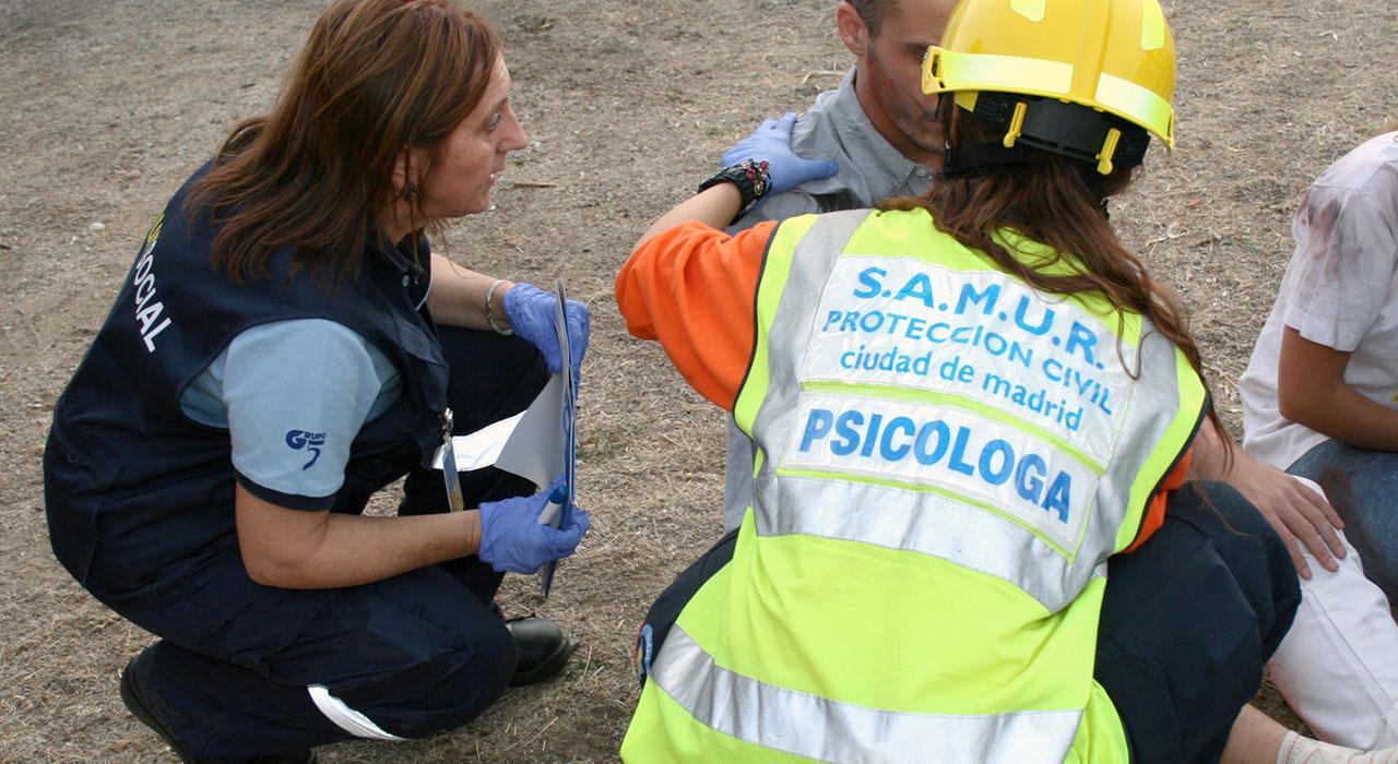 Magister en Psicología de Urgencias y Emergencias