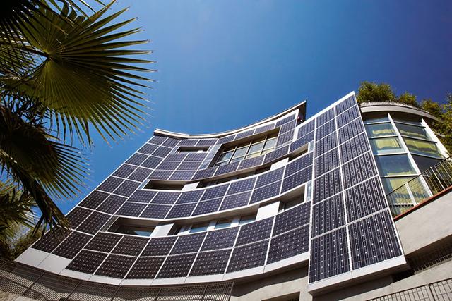 La energía renovable ayudara a los ecosistemas de la tierra
