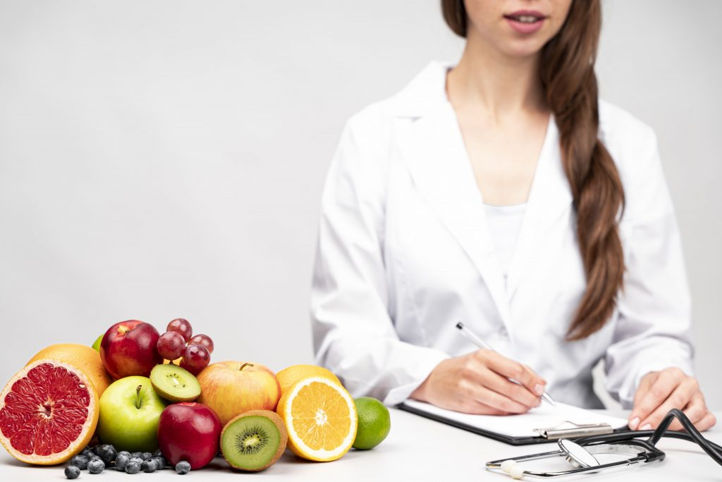 La nutrición se centra en el bienestar del ser humano por medio de la buena alimentación.