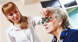 estudiar terapia visual optometría geriátrica y pediátrica
