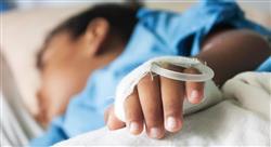 estudiar infección comunitaria y hospitalaria en pediatría
