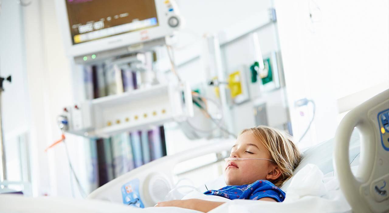 estudiar paciente pediátrico crítico