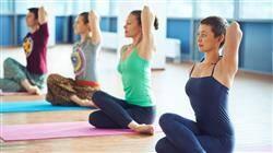 e como aplicae sesion yoga terapeutico medicos