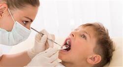 formacion patología y terapéutica de la pulpa dental en odontopediatría
