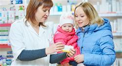 estudiar microbiota en neonatología y pediatría para farmacia