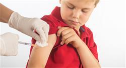 curso vacunación en el niño