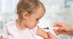 formacion vacunación en el niño