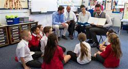 curso cómo fomentar hábitos saludables en la escuela