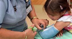 posgrado traumatismo pediátrico para enfermería