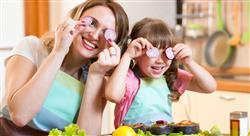 estudiar nutrición del niño sano para enfermería